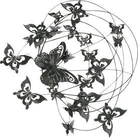 ウォールアート 壁飾り 蝶々 1310TSF007【12日9:59までポイント10倍】