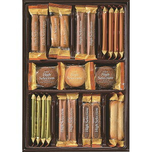 ブルボン ハイセレクション 31642 内祝い お返し お菓子 菓子折り 焼き菓子 洋菓子 スイーツ ギフト 出産内祝い 快気祝い 結婚内祝い 贈り物 詰め合わせ 個包装 クッキー プチギフト お礼 ご挨