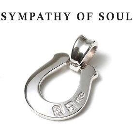 シンパシーオブソウル ペンダント ラージホースシュー シルバー SYMPATHY OF SOUL Horseshoe Large Pendant Silver【正規商品 公式通販】