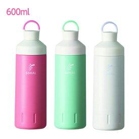 今★除菌スプレープレゼント(条件有) パール金属 パール金属 SOKAI ダイレクトボトル600 BPAフリーのダイレクトボトル 600ml 飲みやすいペットボトル形状 HB-3693 HB-3694 HB-3695