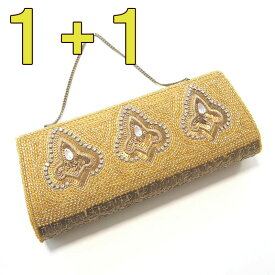 【1+1】1個購入でもう1個プレゼント! 9413110 クラッチバッグ