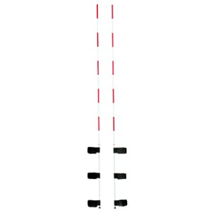 【受注生産品】【ソフトバレーボール アンテナ】トーエイライト ソフトバレーボール用アンテナ B-6381