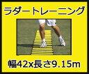 【動画参照】【ラダー トレーニング】クレーマージャパン クイックフットラダー SC000140