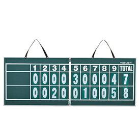 トーエイライト ハンディー 野球 得点板 B-2467
