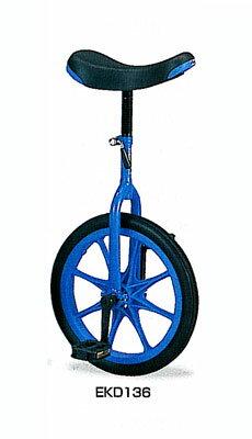 【\300\500\1000クーポン付与!11/16-11/22】evernew 一輪車(ノーバンク)16 EKD136