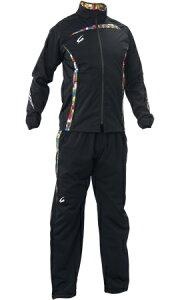 【減量着】クレーマージャパン サーキュレーションスーツ (カラー:ブラック、上下セット、ポケット付き、サイズ:SS〜3L) E734E783 クレーマー ダイエット 減量 上下セット 発汗 男女兼