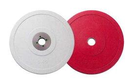 【オリンピックプレート】BULL Φ50mmパフォーマンスプレート5kg(白)(2枚1組) BL-PMP5 バーベル セット ダンベル 筋トレ ウエイトトレーニング パワーラック ベンチプレス 大胸筋 バーベル プレート バーベルシャフト