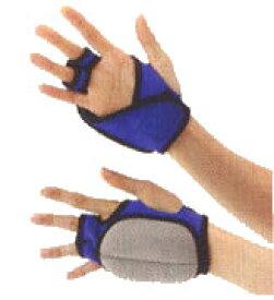 【ウエイトグローブ】ダンノウエイトグローブ0.5kg(0.5kgx2個) D-5358|パワーリスト 重量調節式 手首装着 リストウエイト 筋トレ ウエイトトレーニング