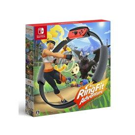 任天堂 リングフィット アドベンチャー [Nintendo Switch] 室内 運動 スポーツ ヨガ ダイエット プレゼント 体幹 トレーニング エクササイズ