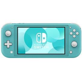 Nintendo Switch Lite [ターコイズ] 任天堂 ニンテンドースイッチライト ゲーム機 本体 持ち運び 新品