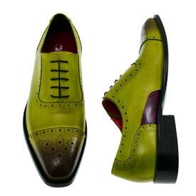 オックスフォードレザーシューズ/全1色 ハンドメイド メンズ メンズシューズ レザー 本革 レザーシューズ ハンドメイドシューズ シューズ 靴 レザー 本革