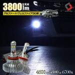 ヴェルファイア30系アルファード30系フォグLEDフォグランプ明るさMAX26WのLEDフォグランプH8H11H16フォグ4600K5800K6700Kから選べる超高輝度LEDフォグランプデュアルカット