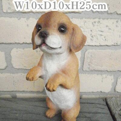 ダックスフンドスタンド240パロ【オーナメント 犬 置物】【戌年】