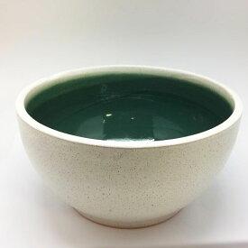 睡蓮鉢 陶器 10号 ボール型 メダカ 鉢 すいれん鉢 白 ホワイト 釉 ビオトープ メダカリウム  丸 円【睡蓮鉢 SHA-38S】