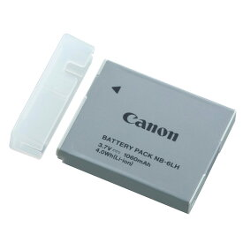 【メール便 送料無料】【即納】 キヤノン NB-6LH 純正バッテリーパック [Canon PowerShot SX710HS/SX610HS/SX700HS/SX600HS/SX530HSなどに対応/NB6LH]