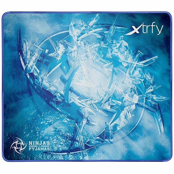 【送料無料】【あす楽対応】【即納】 Xtrfy XTP1 NIP ICE LARGE ゲーミングマウスパッド Lサイズ #701065