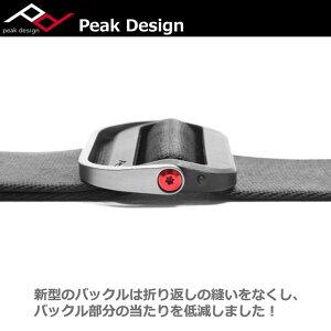 【送料無料】【あす楽対応】【即納】ピークデザインSL-BK-3スライドカメラストラップブラック[PeakDesignSlide一眼レフカメラ向け速写ストラップ]