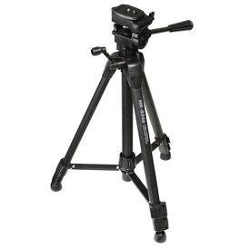 【送料無料】 ハクバ HK-834B 3段三脚 [総伸長1.3m ミッドスプレッダー付小型カメラ三脚 ケース付 HAKUBA HK834B]