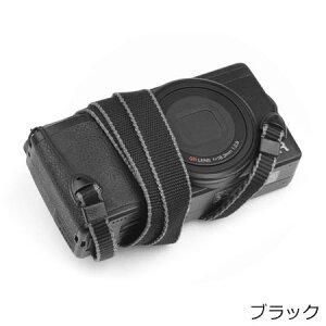 【メール便送料無料】ハクバKST-60TP15BKテーパードストラップ15ブラック[15mm幅/スリム幅タイプ/ミラーレス一眼用カメラストラップ]