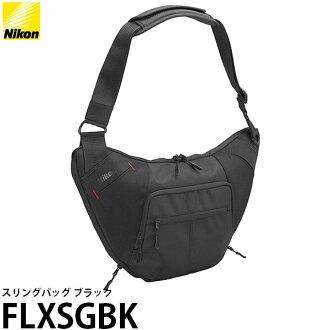 shasinyasan | Rakuten Global Market: Nikon FLXSGBK Sling bag black ...