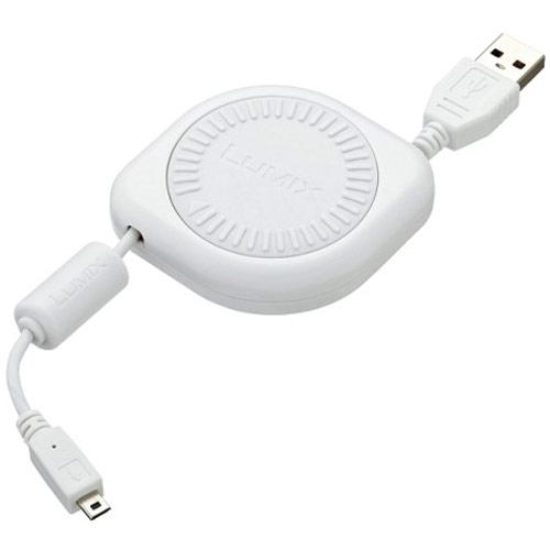 【メール便 送料無料】【即納】 パナソニック DMW-USBC1 USB接続ケーブル [Panasonic LUMIX GM5/ FZ300/ G7/ GH4/ GM1S/ GF7/ FZ1000/ TZ70/ TZ57/ SZ10対応]