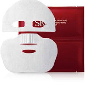 SK2/SK-II(エスケーツー)スキンシグネチャー 3Dリディファイニングマスク 6枚入【正規品】 SK-2 ピテラ 化粧品 トリートメントマスク ハリ しわ スキンケア パック シートマスク ギフト 妻 彼女 エスケーツー コスメ