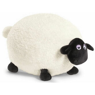因为在NICI羊的肖恩雪利nuigurumi 20cm★欧洲可以受欢迎的NICI nonuigurumiha圆洗所以也对给孩子的礼物而言正好。