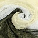 チュール 生地 ゴールド 50cm単位 ウエディング 服飾資材 洋裁 服地 手芸 ソフトな ラメ入りチュール アクセサリー製作にも【日本製】…