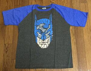☆USA直輸入品 バットマンBOY'S ラグランTシャツ【送料無料】☆