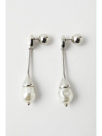 [Rakuten Fashion]【SALE/30%OFF】PARTS TOP EARRINGS MOUSSY マウジー アクセサリー イヤリング ホワイト【RBA_E】