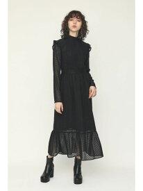 [Rakuten Fashion]BACK OPEN LACE ワンピース SLY スライ ワンピース ワンピースその他 ブラック ホワイト【送料無料】
