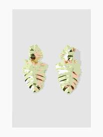 [Rakuten Fashion]VAGUE P/EARRING SLY スライ アクセサリー イヤリング ゴールド ブラック