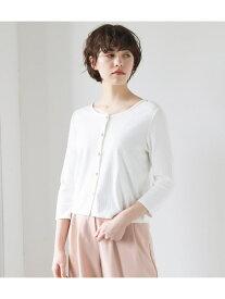 【SALE/50%OFF】フロントボタントップス Avan Lily アヴァンリリィ カットソー Tシャツ ホワイト ブラック グリーン ブルー【RBA_E】[Rakuten Fashion]