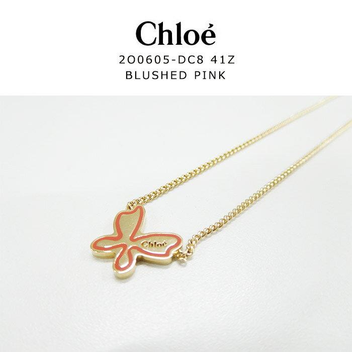 ラッピング無料★Chloe(クロエ) クロエ アクセサリー クロエ ネックレス ゴールド GOLD 2O0605DC841Z41Z BLUSHED PINK41714 かわいい レディース ネックレス