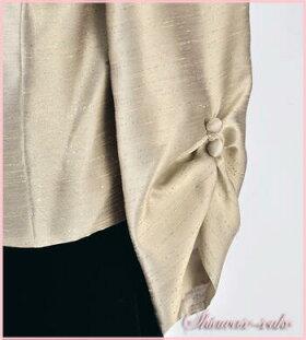 ドレスレンタル結婚式お呼ばれ13号「上着ゴールドショートジャケット・ワンピース」g413【結婚式母親ドレス】【結婚式母親ワンピース】【結婚式母親ドレス】【50代】【60代】