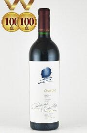 D100点 JS100点 オーパス・ワン Opus One 2013 カリフォルニアワイン ナパバレー ナパ 赤ワイン
