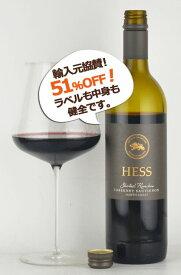"""ヘス """"シャーテイル・ランチス"""" カベルネソーヴィニヨン ノースコースト カリフォルニアワイン 赤ワイン"""