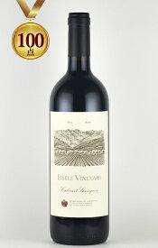 WA100点 アイズリー・ヴィンヤード(旧アローホ・エステート) カベルネソーヴィニヨン ナパヴァレー 2015 カリフォルニア ナパバレー ワイン