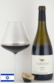 ヤルデン ピノノワール ゴランハイツ Yarden Pinot Noir Golan Heights  イスラエルワイン 赤ワイン 新着商品