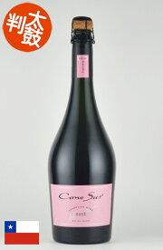 【マラソンP5倍★9/24迄】コノスル スパークリングワイン ロゼ チリ ワイン