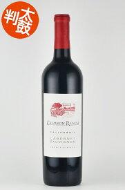 クリムゾン・ランチ by M.モンダヴィ・ファミリー カベルネソーヴィニヨン カリフォルニア Crimson Ranch Cabernet Sauvignon カリフォルニアワイン 赤ワイン