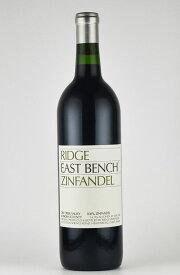 """リッジ・ヴィンヤード """"イースト・ベンチ"""" ジンファンデル ドライクリークヴァレー[カリフォルニア][ワイン]"""