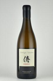 """2013 シャトー・イガイ・タカハ """"侍(サムライ)"""" シャルドネ サンタリタヒルズ カリフォルニア ワイン"""