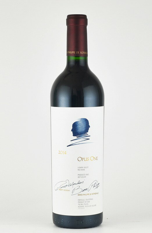 オーパスワン(Opus One)[2012]