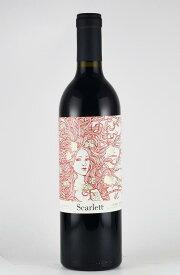 スカーレット by マクガー・ファミリー カベルネソーヴィニヨン ラザフォード ナパヴァレー カリフォルニア ナパバレー ワイン