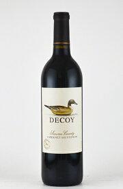 """ダックホーン """"デコイ"""" カベルネソーヴィニヨン ソノマカウンティ カリフォルニア ワイン"""