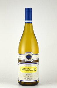 【マラソンP5倍★7/26迄】ロンバウアー シャルドネ カーネロス Rombauer Carneros Chardonnay カリフォルニア ワイン 白ワイン 樽香 樽風味 新樽