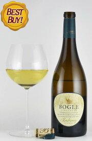 ボーグル・ヴィンヤーズ シャルドネ Bogle Vineyards Chardonnay カリフォルニアワイン 白ワイン 樽香 樽風味 新樽