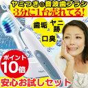 電動歯ブラシ 音波式歯ブラシ 送料無料 スマートソニック 音波歯ブラシ 音波 歯ブラシ 電動歯ぶらし 歯磨き歯みがき …