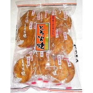 マルキン米菓 とろ火焼しょうゆ 16枚×12入
